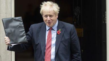 Състоянието на Борис Джонсън се е влошило, преместен е в интензивното