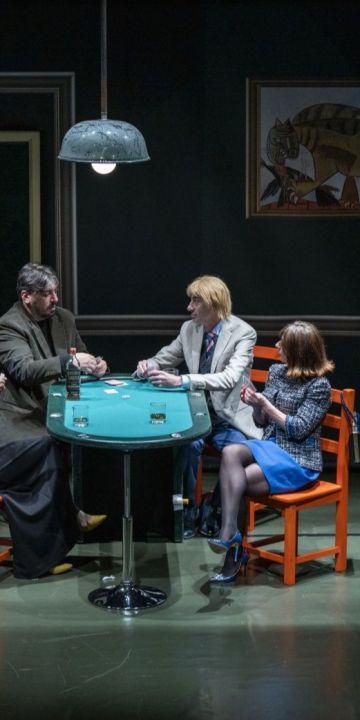 Стриптийз покер