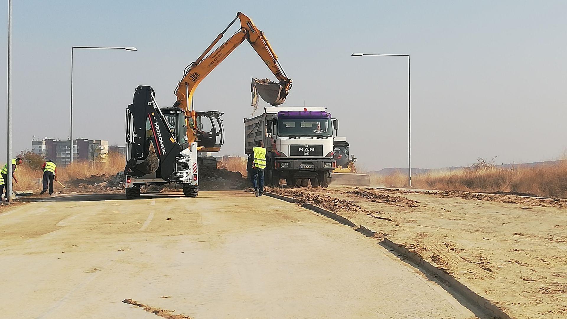 Йорданка Фандъкова: Изграждаме 9 нови булеварда за връзка с Околовръстния път
