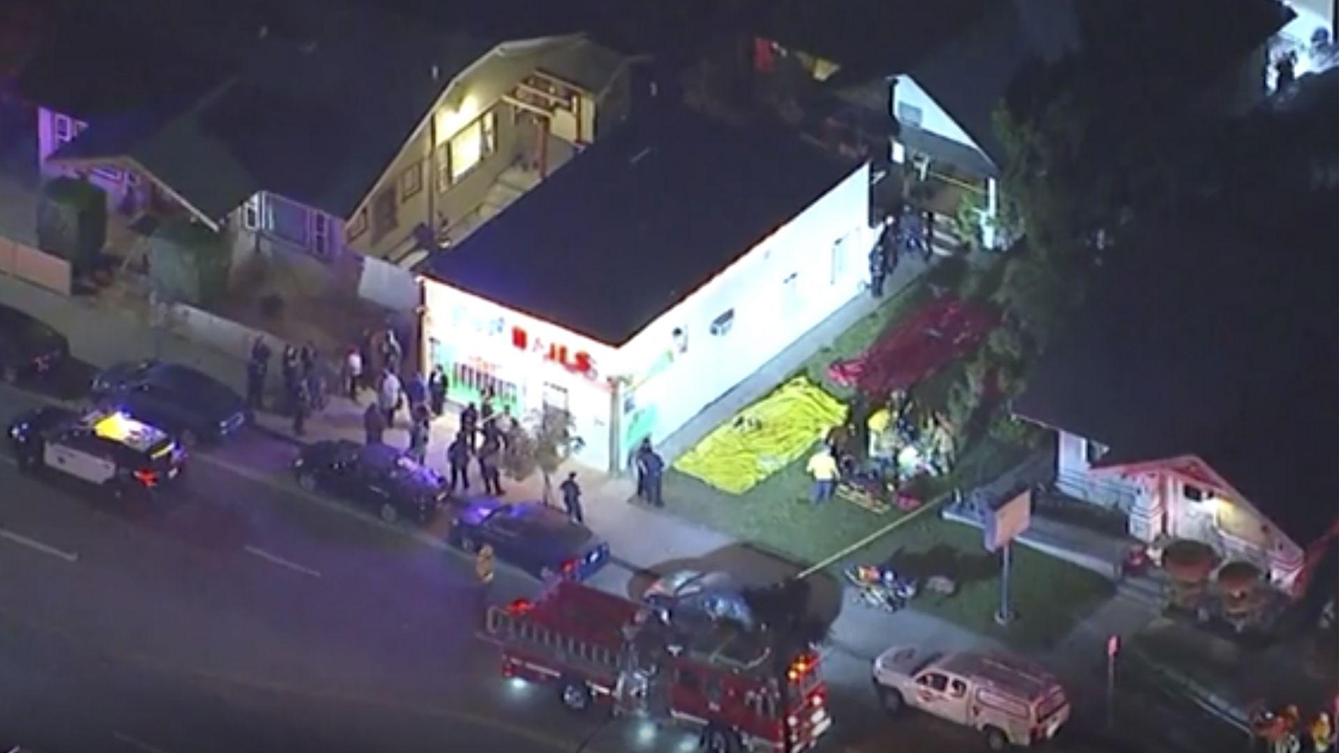 Пак Хелоуин стрелба в САЩ: 3 убити и 9 ранени на парти в Калифорния