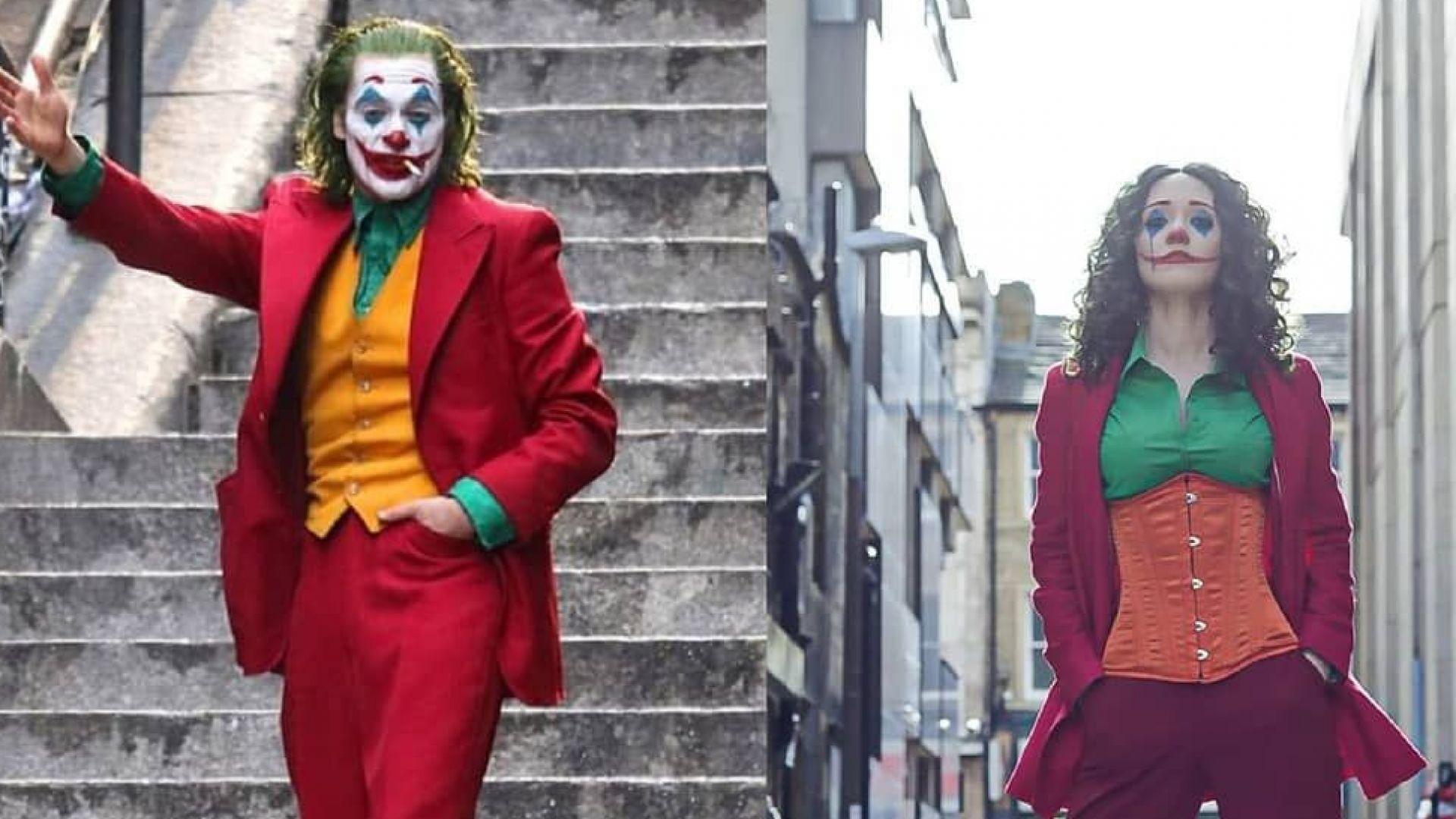 Жокера и Харли Куин са най-секси превъплъщенията за Хелоуин
