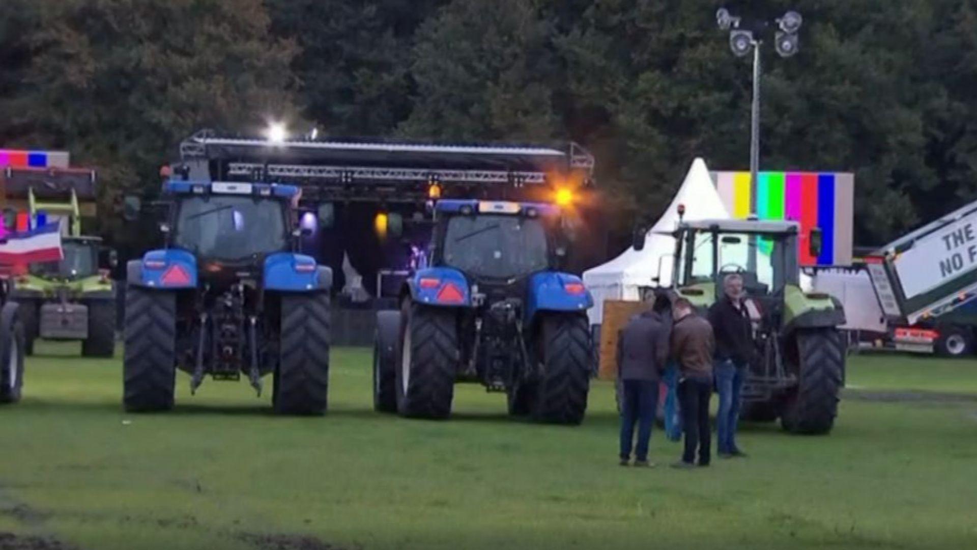 Масова стачка в Холандия срещу нови правила за защита на околната среда