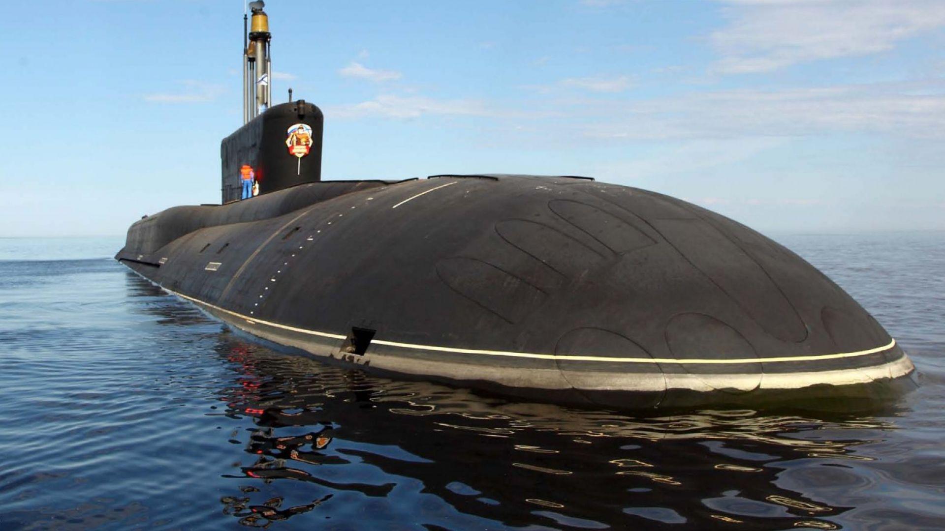 Най-модерната атомна подводница на Русия порази мишена на хиляди километри