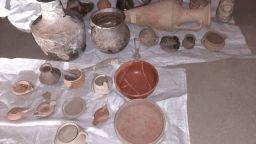 Българи в мащабна международна схема за трафик на артефакти