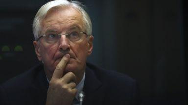 Барние: ЕС засилва подготовката за Брекзит без сделка