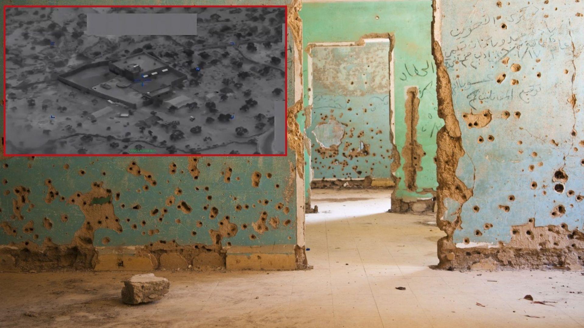 """Първи кадри от ликвидирането на лидера на """"Ислямска държава"""" Ал Багдади (видео)"""
