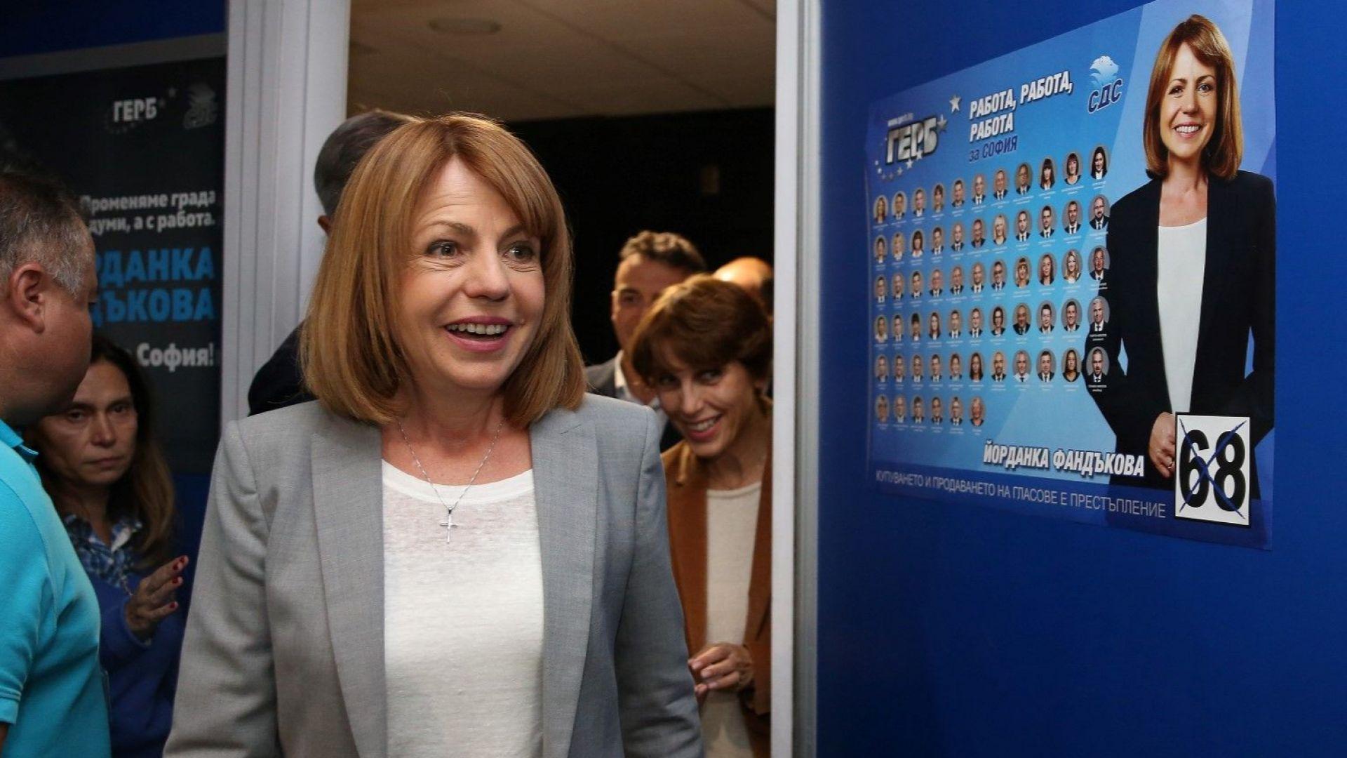 Фандъкова влезе в историята и като най-дълго управлявалия кмет на София