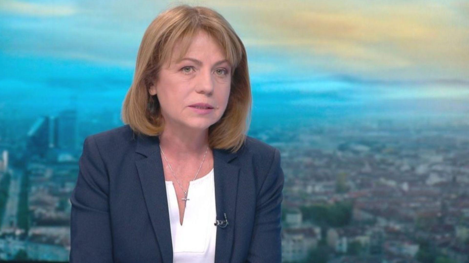 Фандъкова: Дори Манолова твърди, че съм почтен човек, но аз не мога да кажа същото за нея