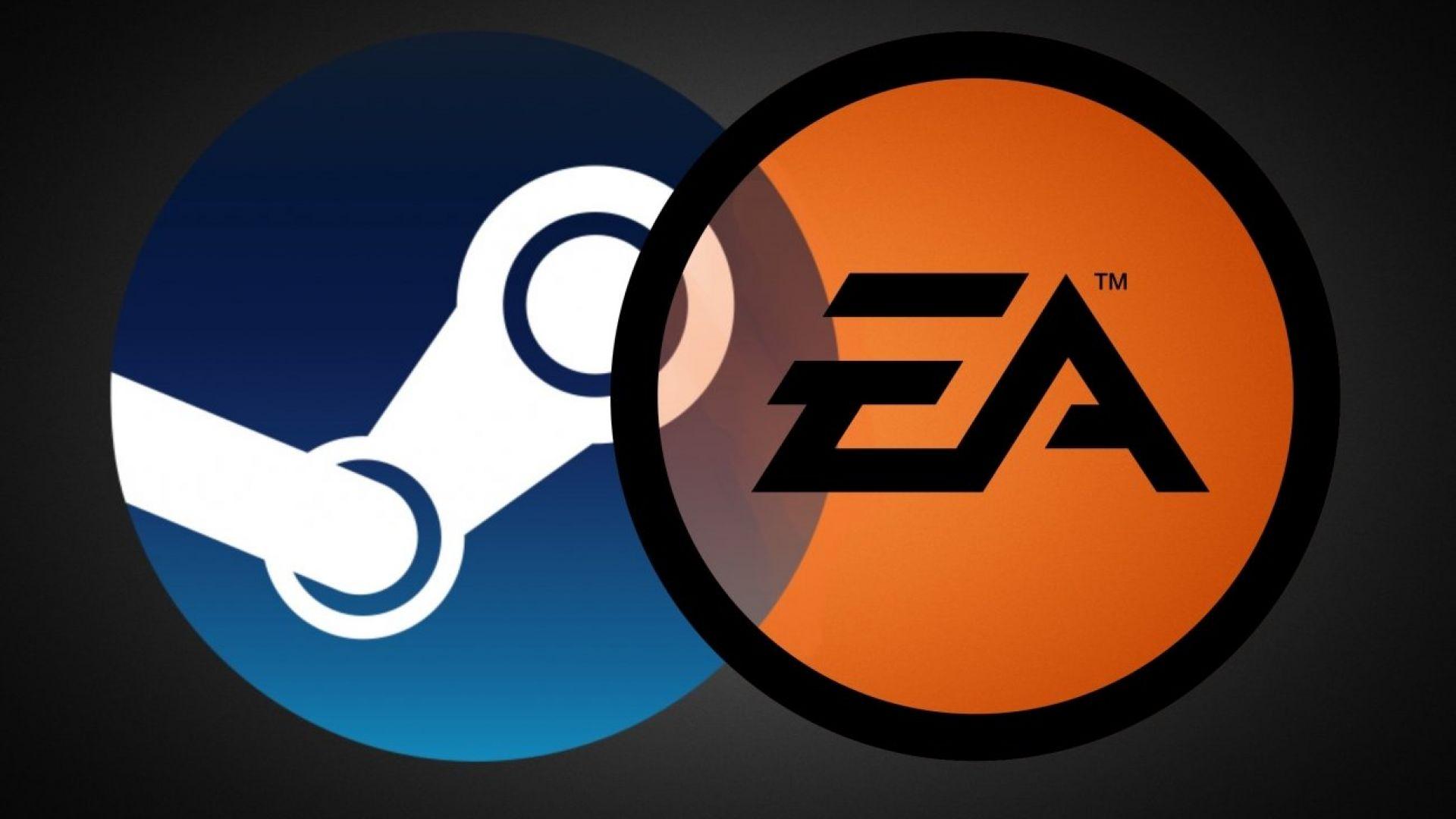 EA се завръща в Steam