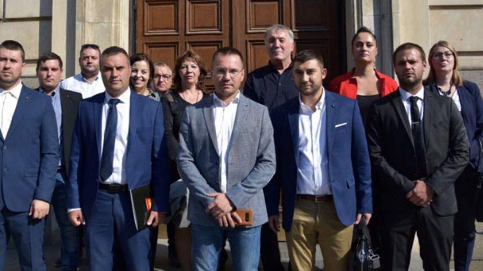 ВМРО-София подкрепя Йорданка Фандъкова за кмет