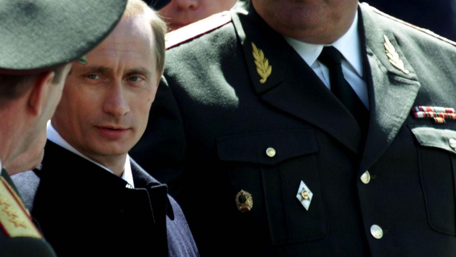Какво пише в характеристиката на КГБ за Путин