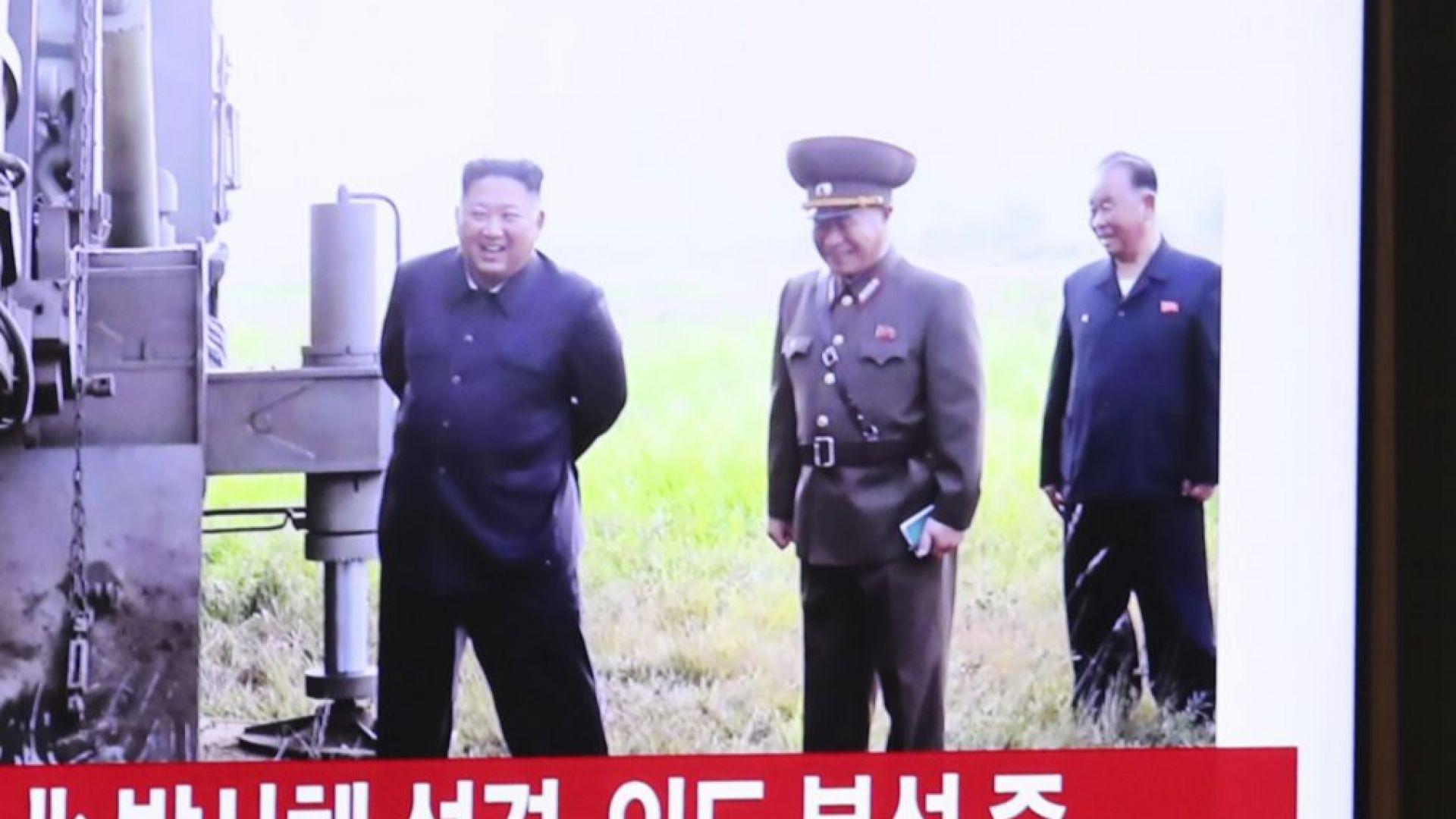 Пхенян: Последните ракетни изпитания доказаха съвършенство на системата ни