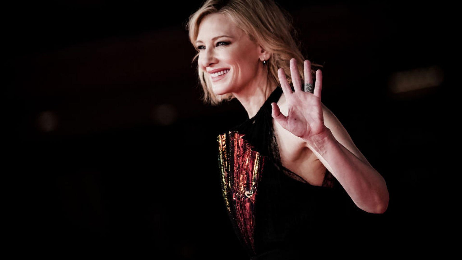"""Кейт Бланшет казва, че е """"актьор"""", а не """"актриса"""""""