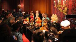 """20 от куклите на Джим Хенсън """"живеят"""" в музея"""