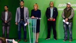 Новият кмет на Будапеща подкрепи във видеообръщение Мая Манолова