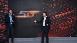 VIVACOM демонстрира 5G в реалната си мрежа