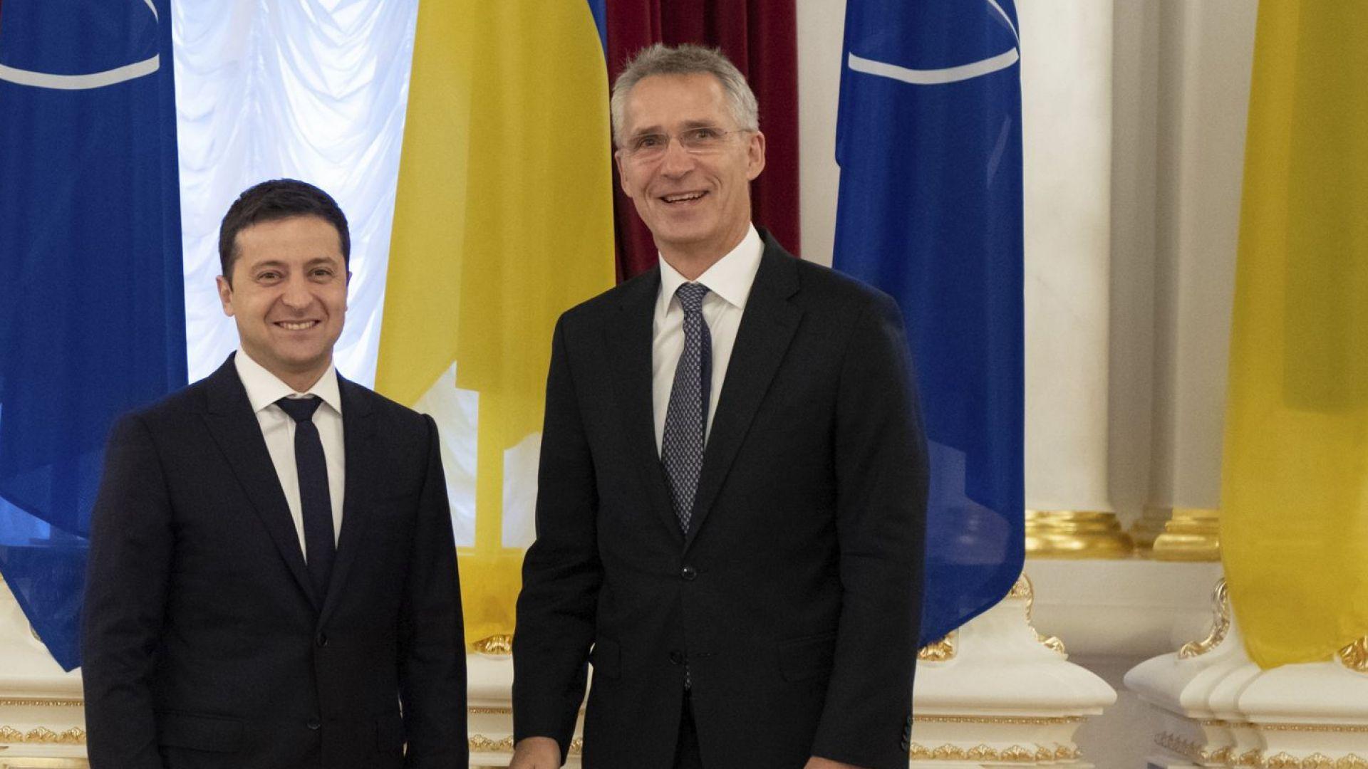 НАТО и Украйна омилостивиха Орбан за унгарското малцинство