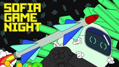 Десет събития, които да не пропускаме на Sofia Game Night тази събота