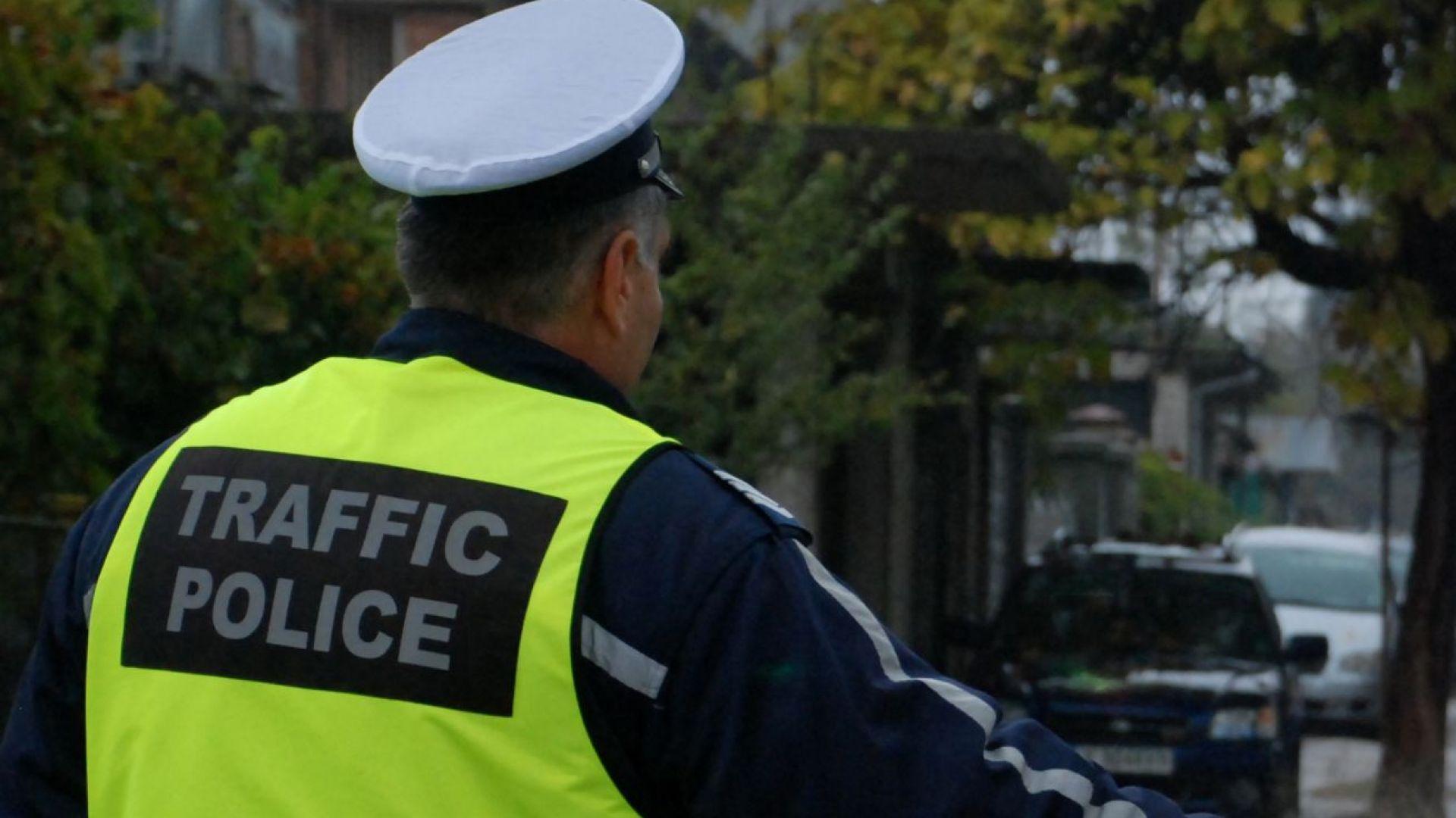 Хванаха дрогиран шофьор без книжка в Русе