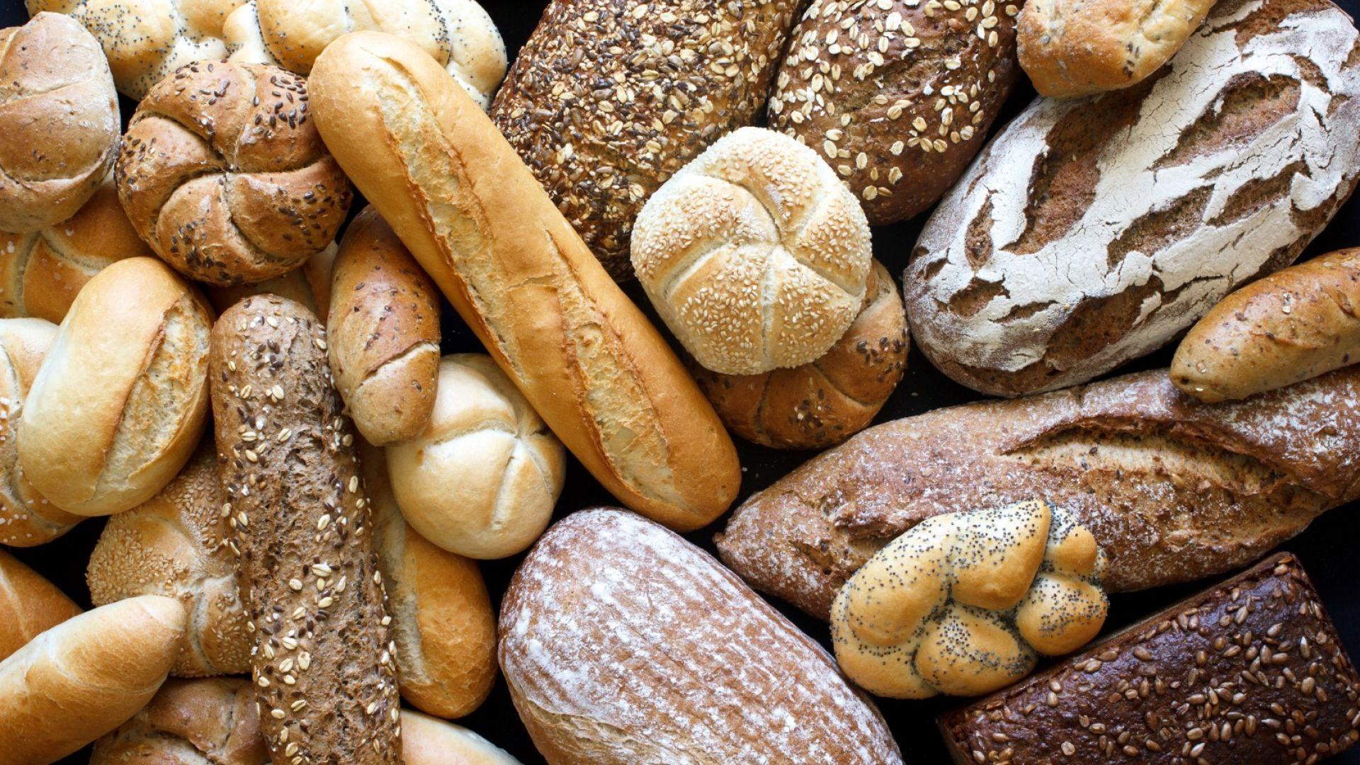 Кои са трите най-здравословни хляба