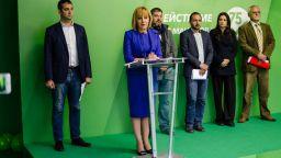 Мая Манолова: Разликата падна под 3%
