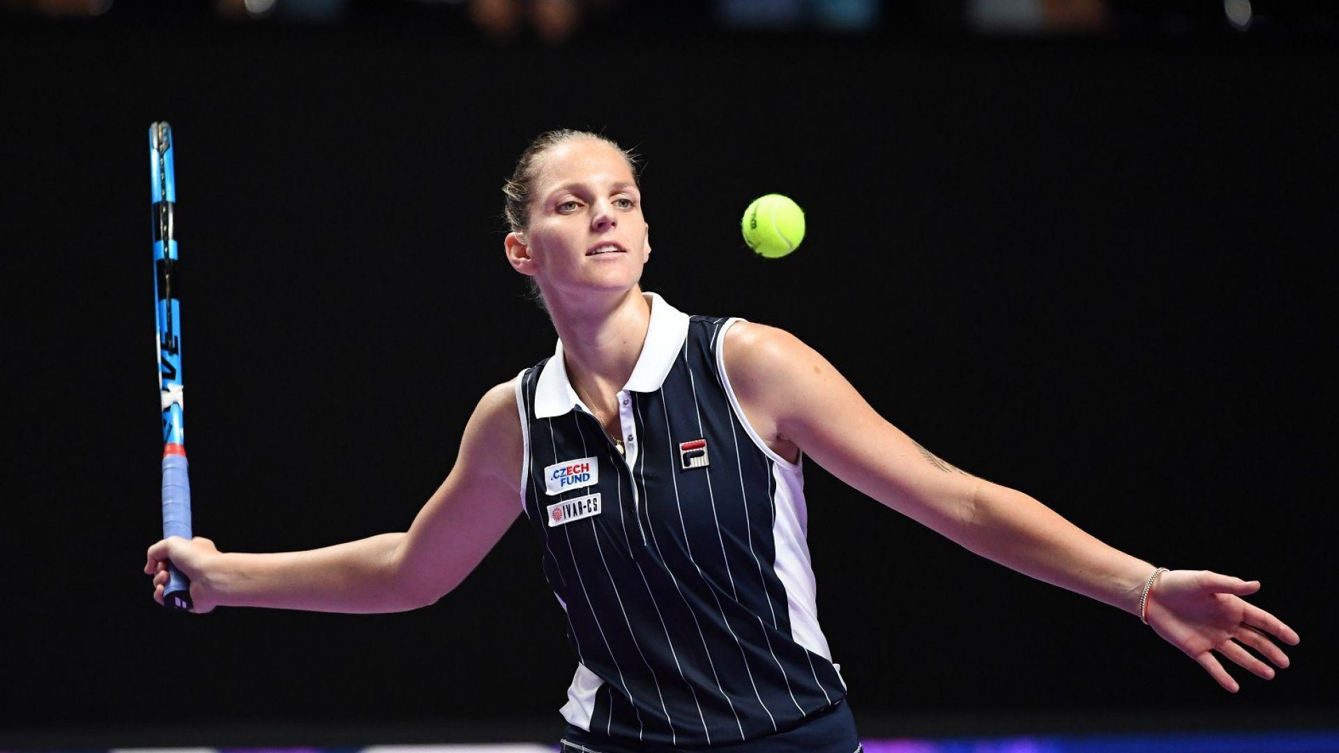 Три европейки и австралийка ще спорят за златото във финалите на WTA
