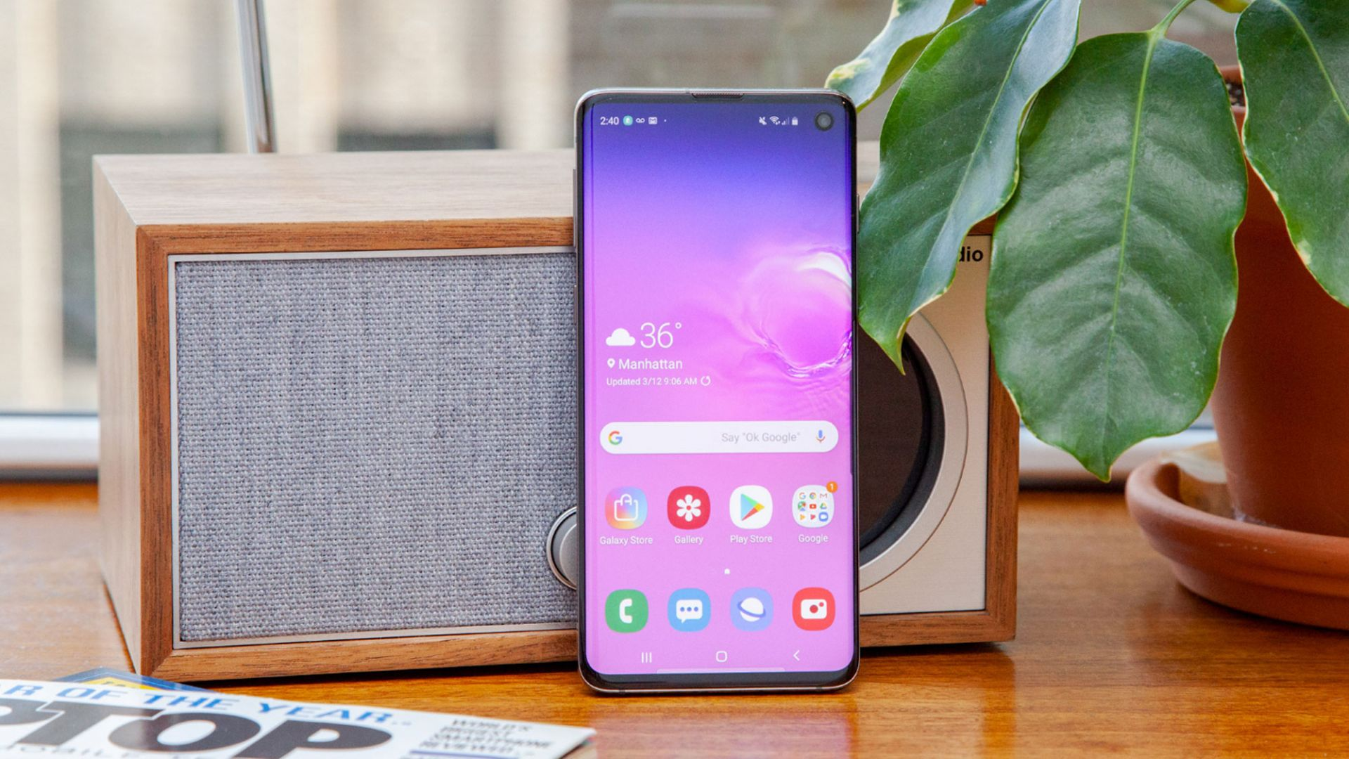Samsung вече подготвя Galaxy S11 Lite