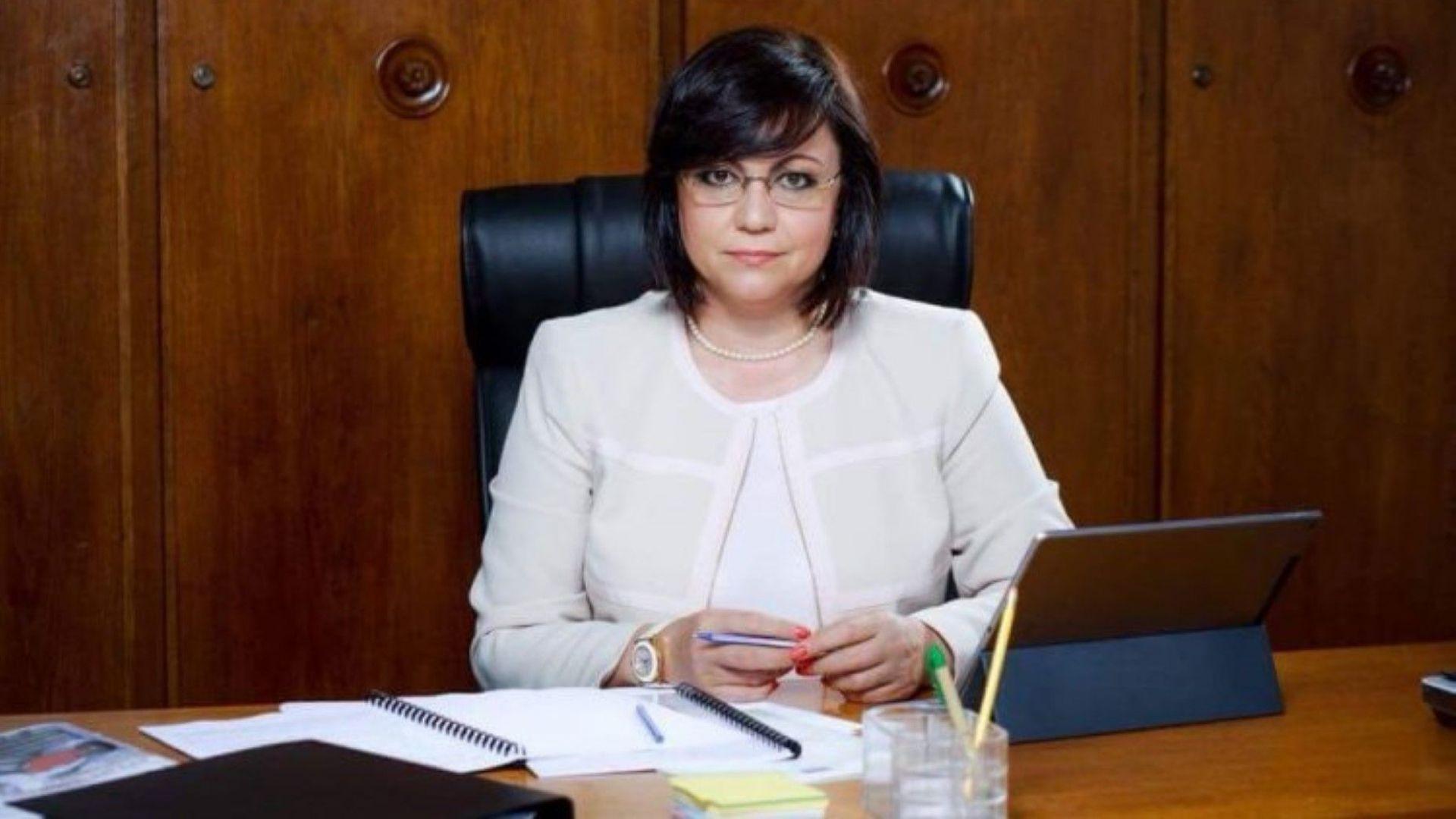 Корнелия Нинова: Ромите обичат Борисов и ГЕРБ