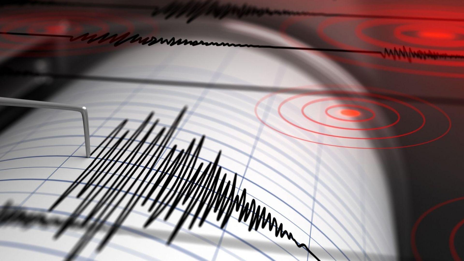 Земетресение от 3,4 по Рихтер разлюля и Шабла
