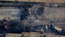 Смъртоносен взрив на пазар в Сирия до границата с Турция (видео)