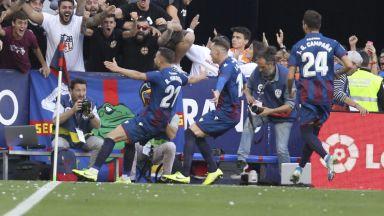 7 луди минути поставиха Барселона на колене