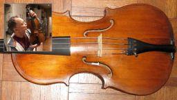 Цигулка на 310 г. и за £250 хил. беше върната на собственика си