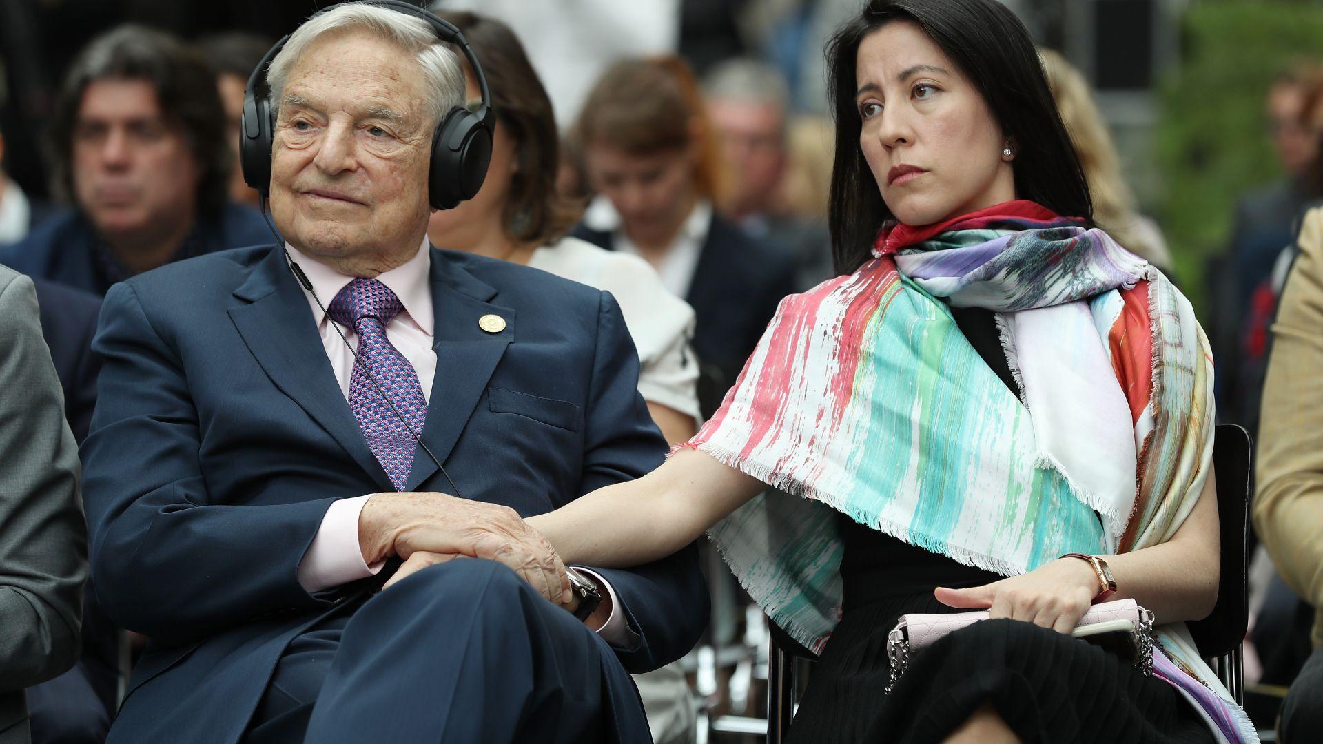 Сорос ще инвестира милиард долара за мобилизация срещу диктаторите