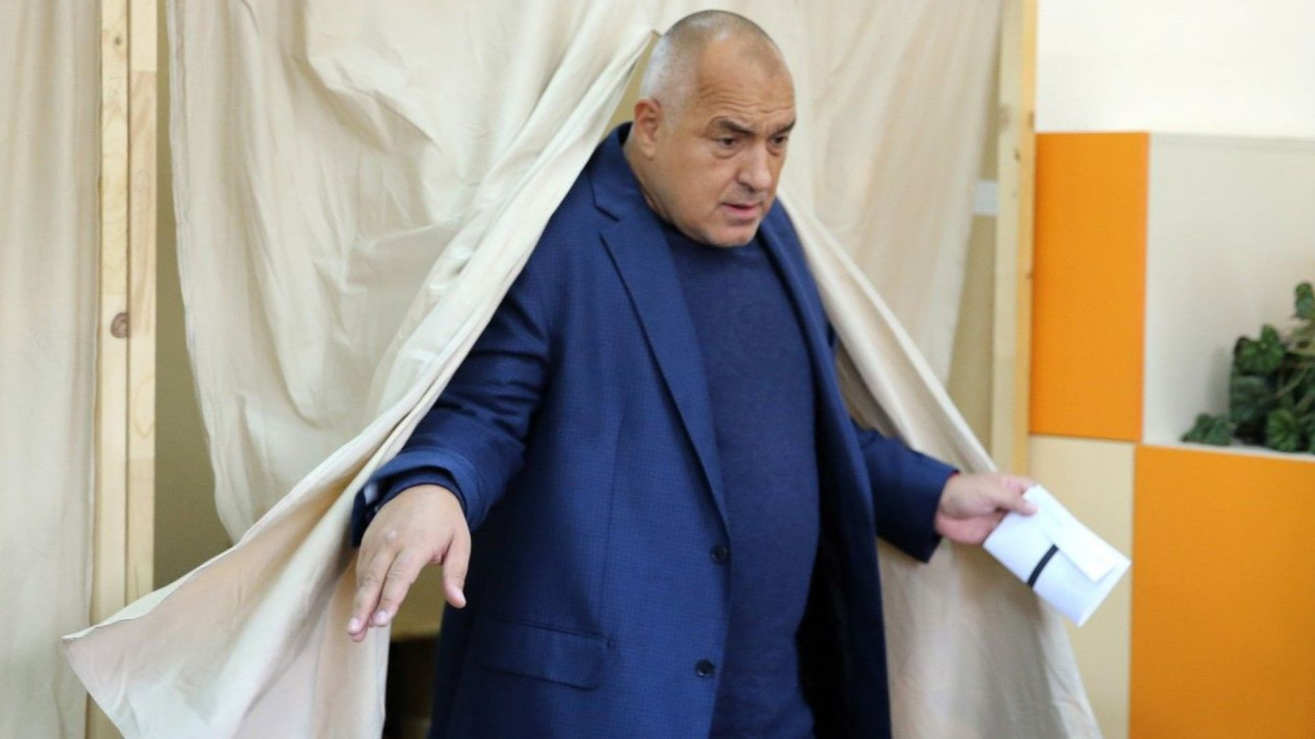 Премиерът обвини президента в политическа агитация в изборния ден