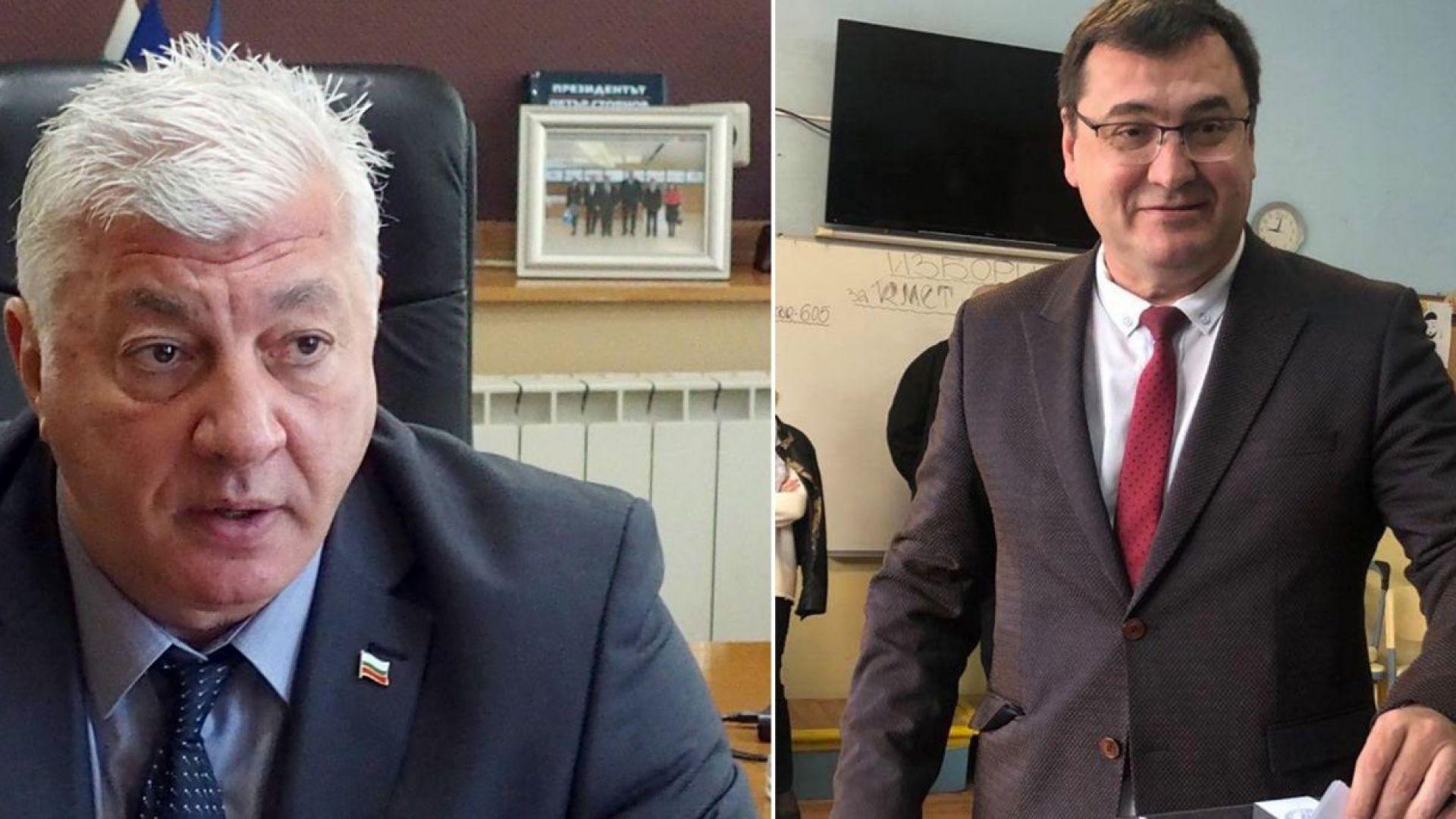 Здравко Димитров гласува за по-чист Пловдив, Славчо Атанасов призова за активност