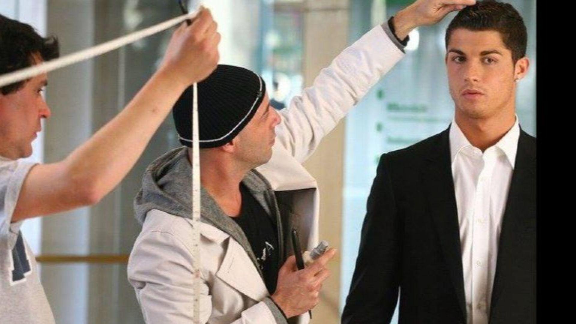 Фризьорът на Кристиано Роналдо убит в хотелска стая