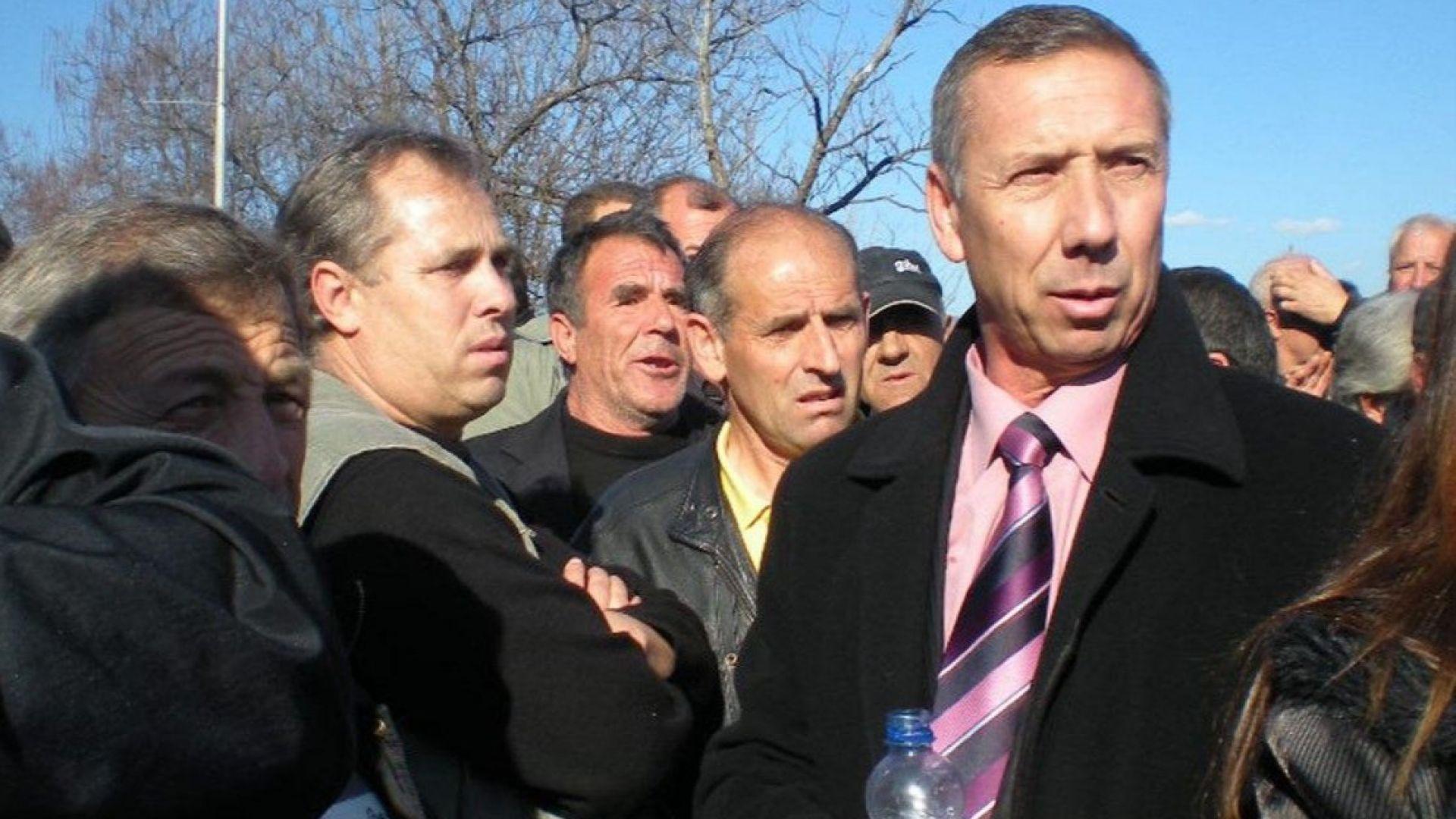 Освободиха Ахмед Башев от следствения арест