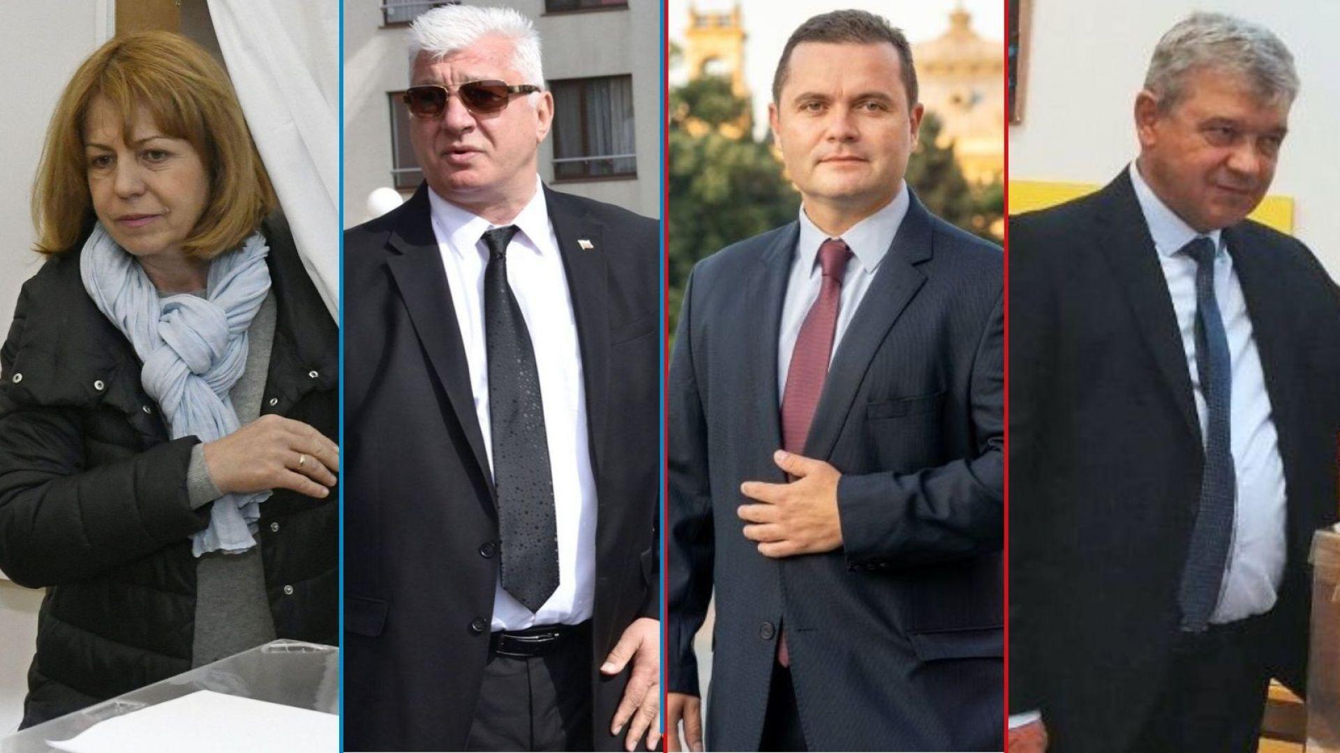 Първи резултати: София е на Фандъкова, Пловдив - на Зико, БСП печели Русе, ГЕРБ губи Благоевград