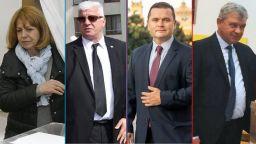 София е на Фандъкова, Пловдив - на Зико, БСП печели Русе, ГЕРБ губи Благоевград