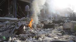Журналистка на руска телевизия бе тежко ранена в Сирия