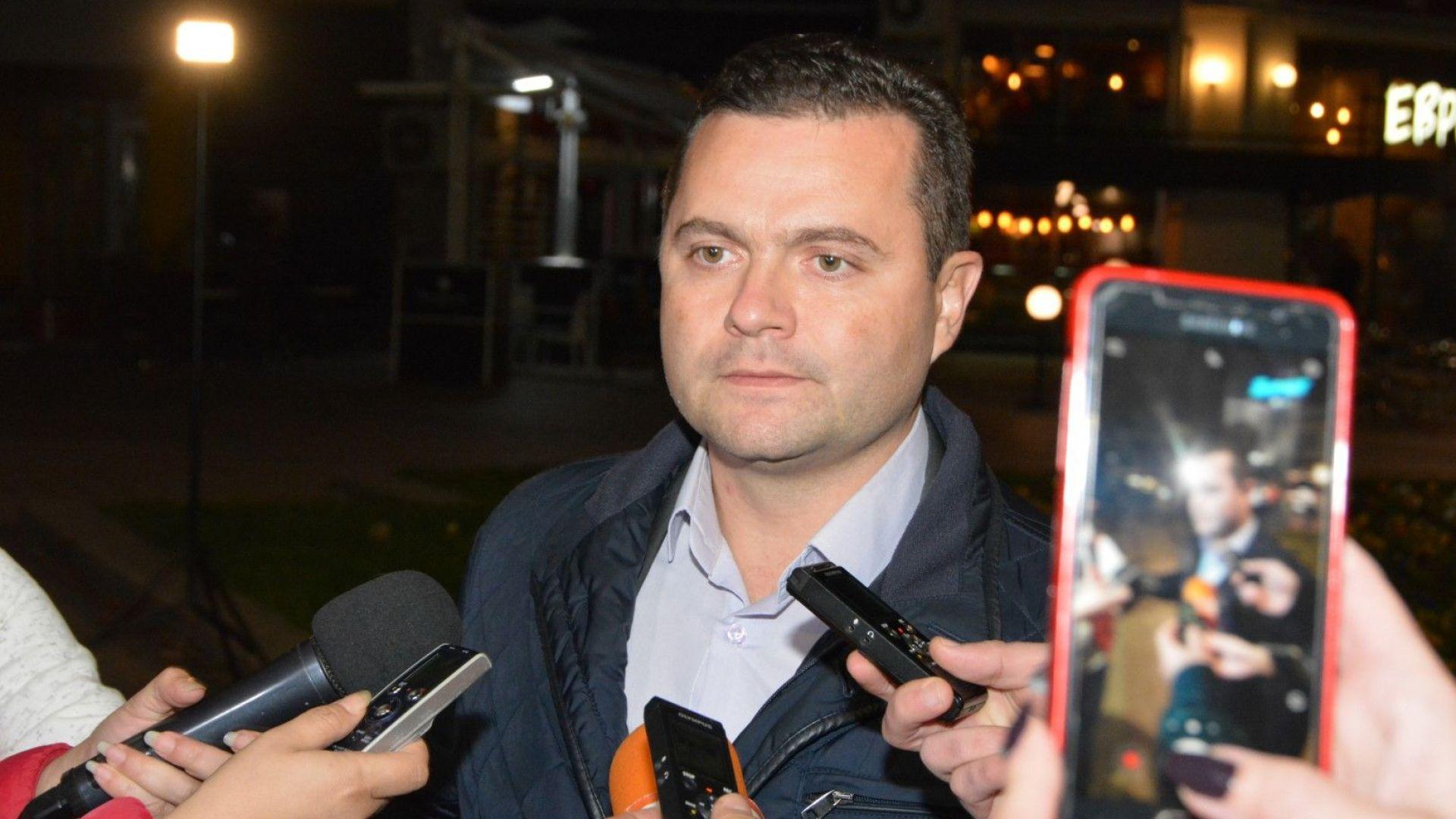 Пенчо Милков е новият кмет на Русе