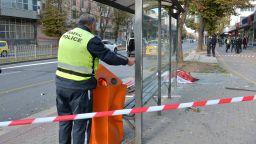 Двама от автобусната спирка са в кома след тежката катастрофа във Варна