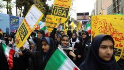 40 години от превземането на американското посолство в Техеран