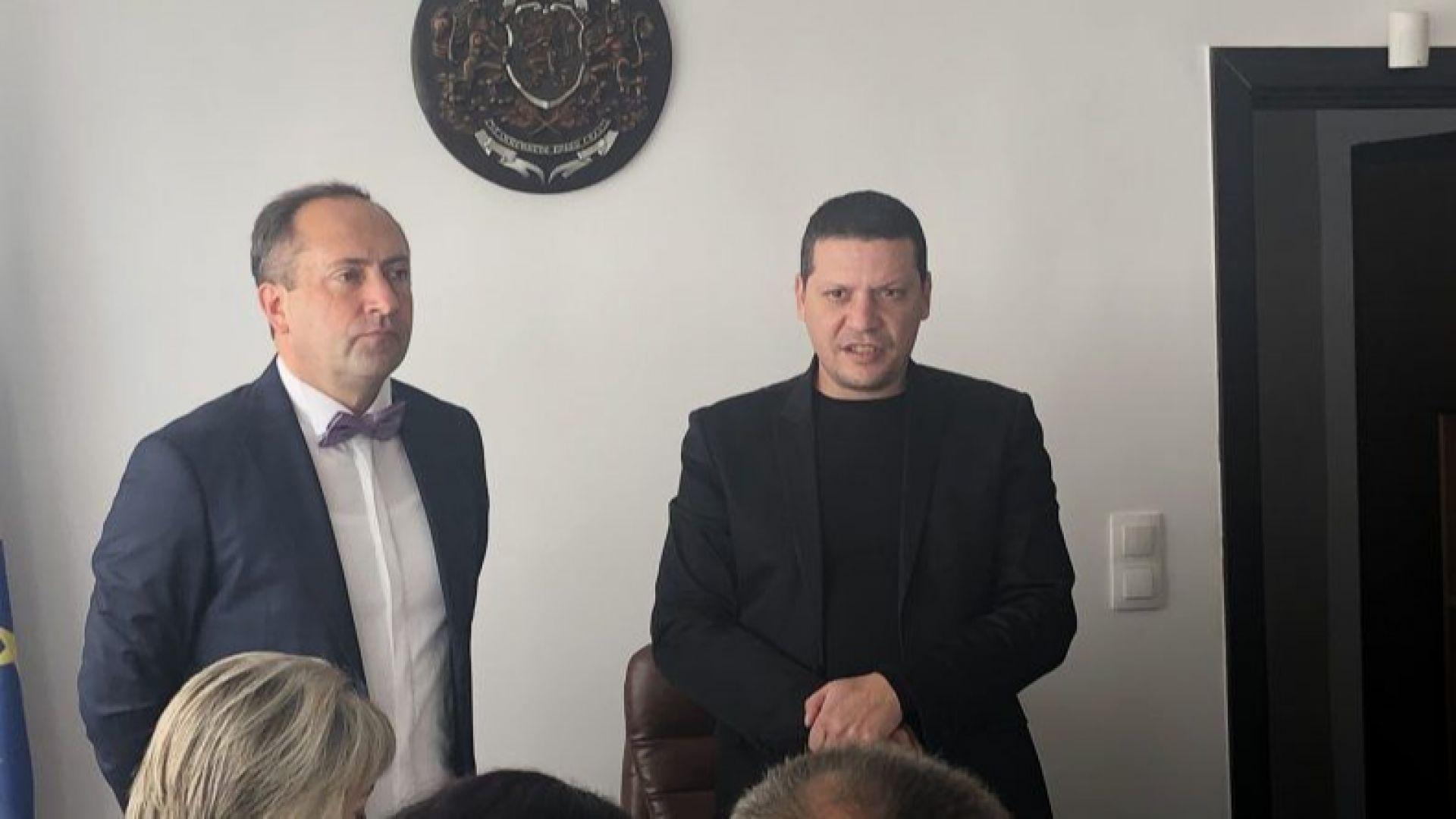 Новоизбраните кметове от Софийска област започнаха да полагат клетва