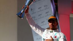 Хамилтън може да изравни Шумахер този уикенд