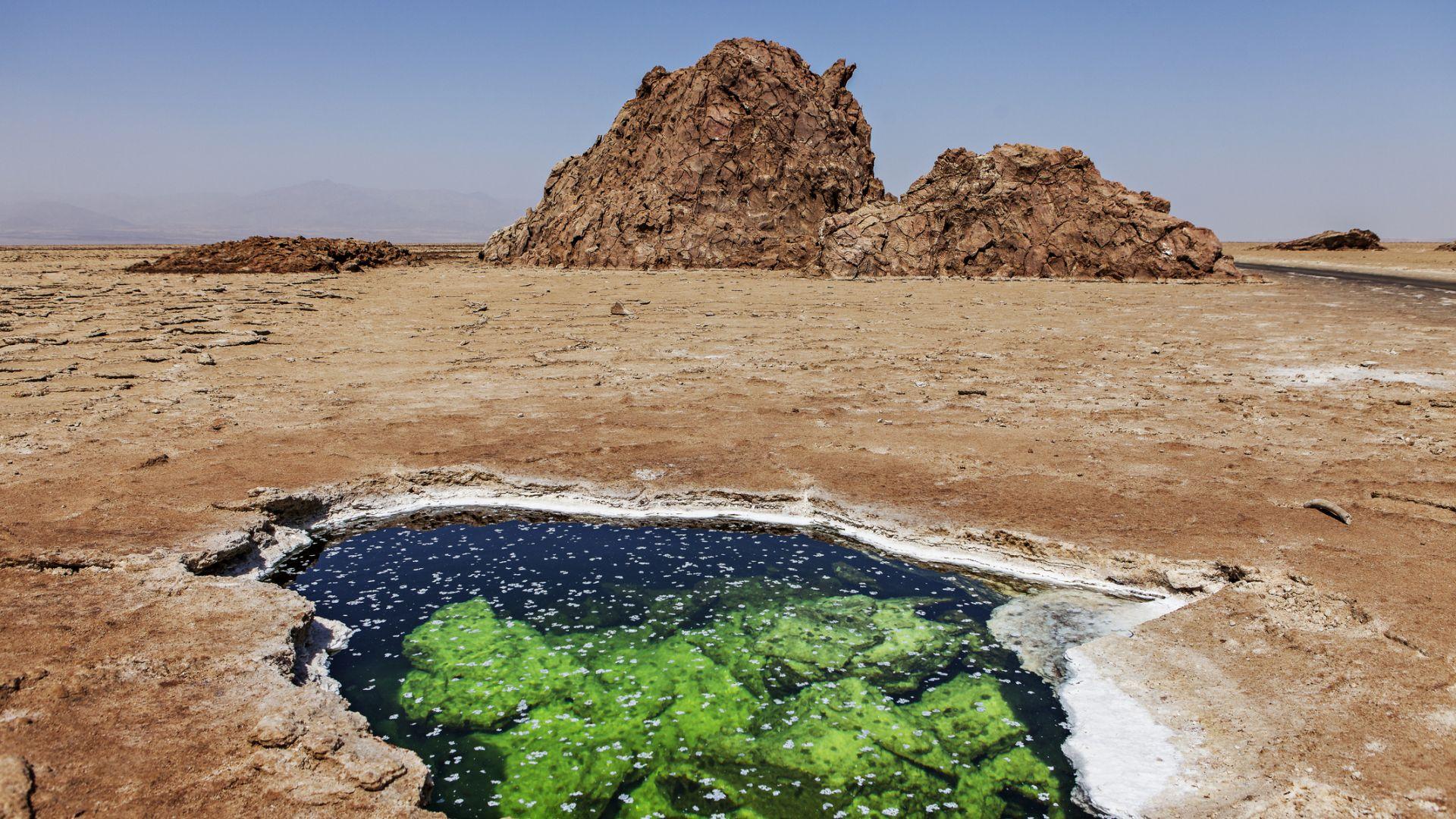 Животът може да се е появил в богати на фосфор езера