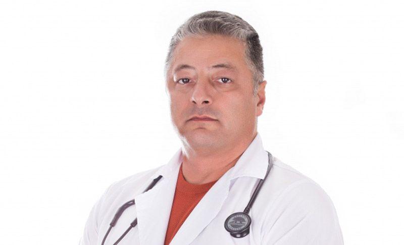 "Д-р Гаро Албояджиян, специалист Вътрешни болести, ДКЦ ""Вита"", София"