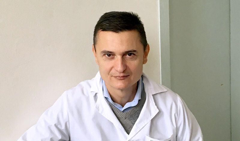 """Д-р Стефан Байданов, гастро-ентеролог, УМБАЛ """"Д-р Г. Странски"""", Плевен"""