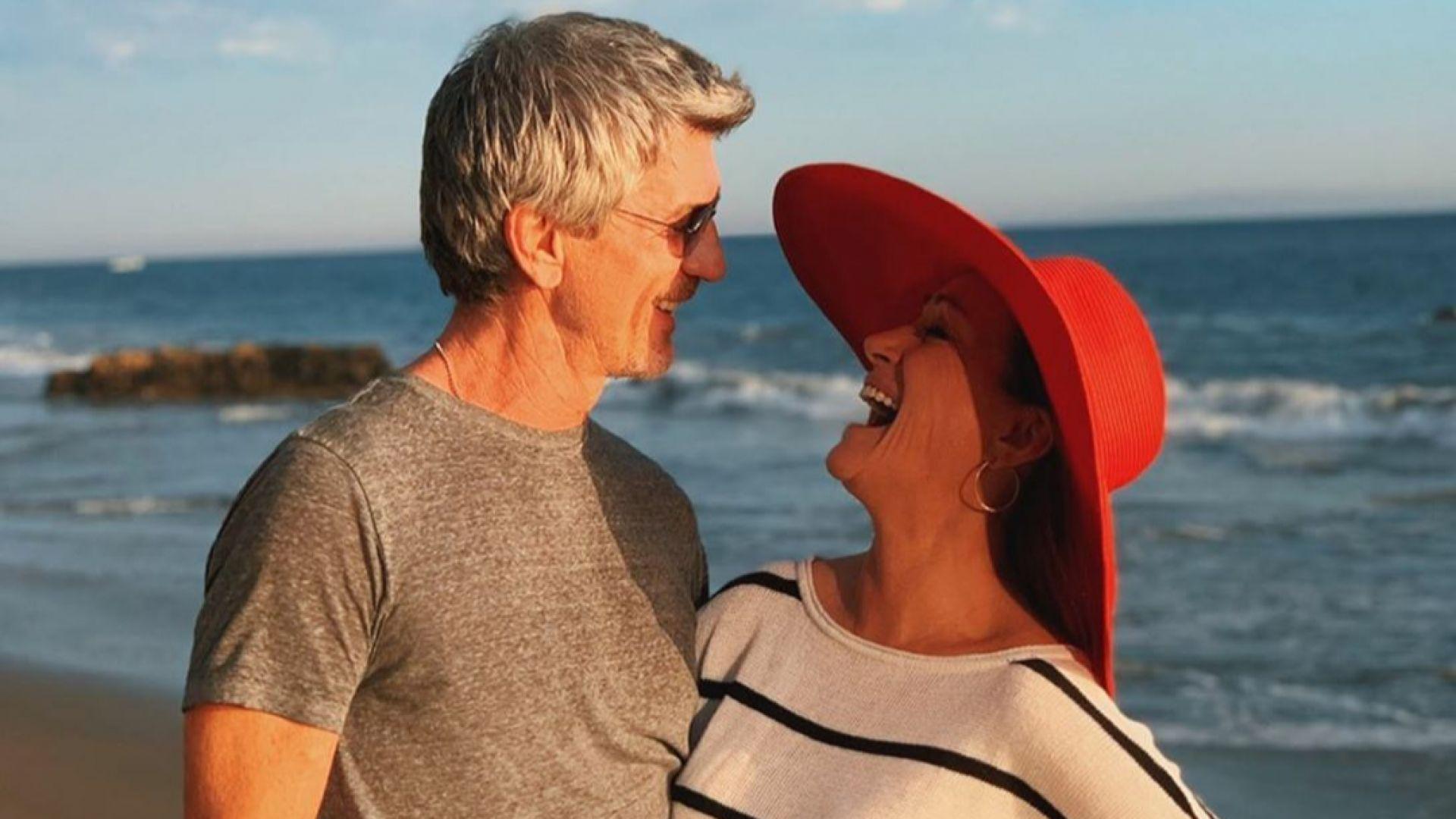 Доктор Куин и Съли с нови романтични кадри от Малибу