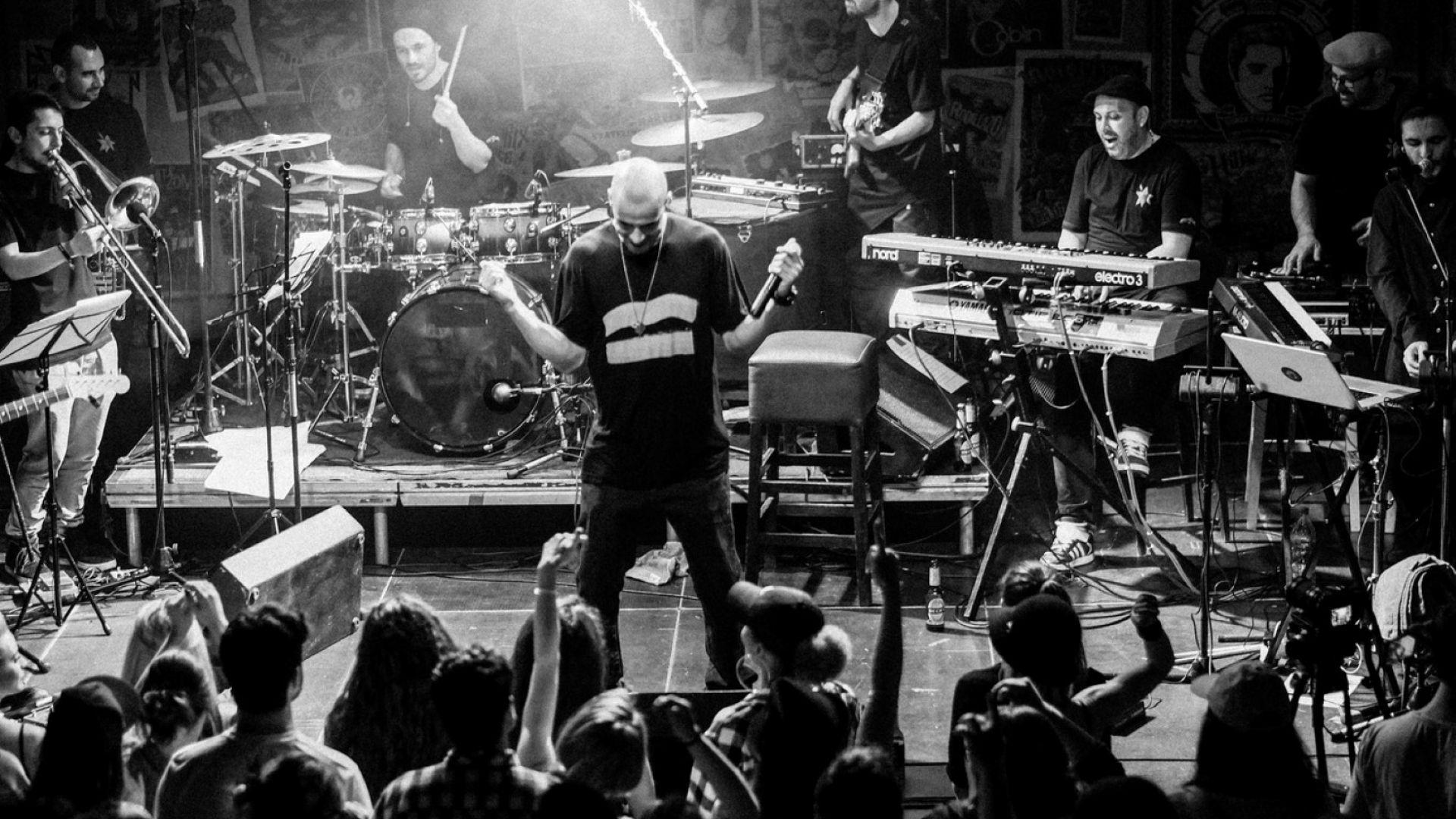"""Bobo&The Gang с нов сингъл и концерт на 13 ноември в """"Терминал 1"""""""
